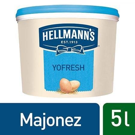 Hellmann's Majonez  Yofresh 5 L -