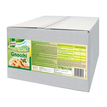 Gnocchi (kluski ziemniaczane) Knorr 12 kg -