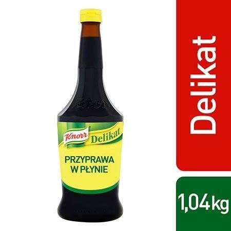 Knorr Delikat Przyprawa w płynie 1,04 kg (0,86 l) -