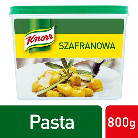 Knorr Pasta szafranowa 0,8 kg -