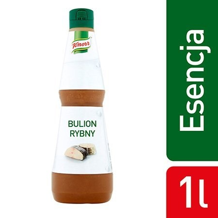 Knorr Professional Esencja bulionu rybnego 1 l -