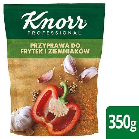 Knorr Przyprawa do frytek i ziemniaków 100% naturalnych składników 0,35 kg -