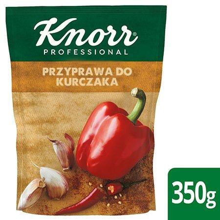 Knorr Przyprawa do kurczaka 100% naturalnych składników 0,35 kg -