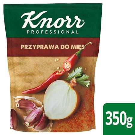 Knorr Przyprawa do mięs 100% naturalnych składników 0,35 kg -