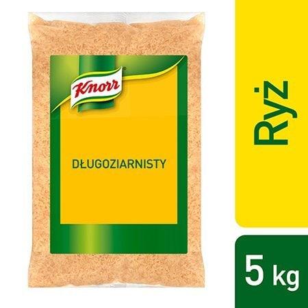 Knorr Ryż długoziarnisty 5 kg -