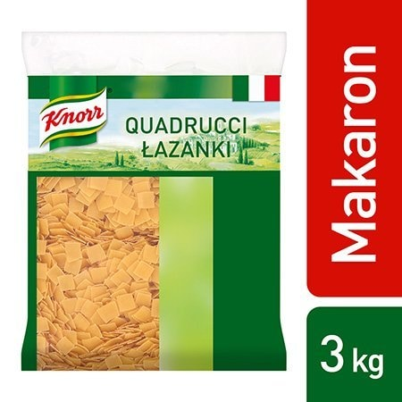 Quadrucci (Łazanki) Knorr 3 kg -