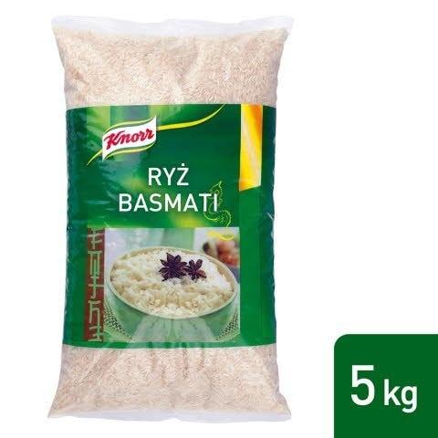 Ryż Basmati Knorr 5 kg -