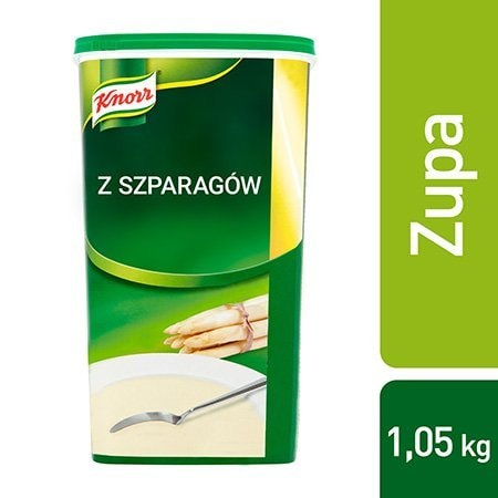 Zupa krem ze szparagów Knorr 1,05 kg -